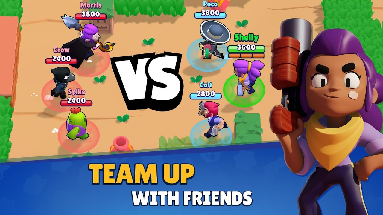 Android Brawl Stars Screen 1