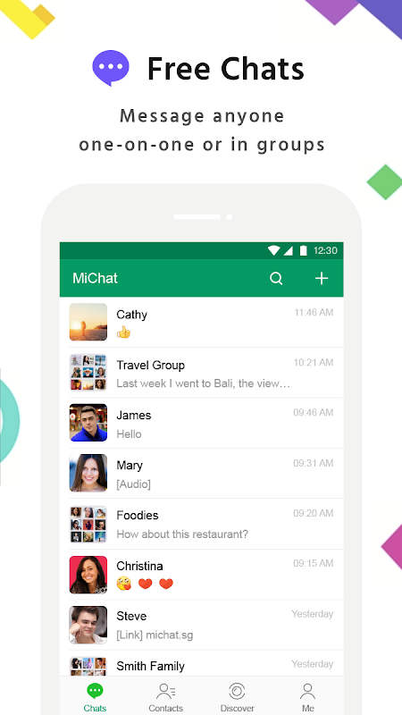 MiChat - Free Chats & Meet New People 0.2.21 Screen 6