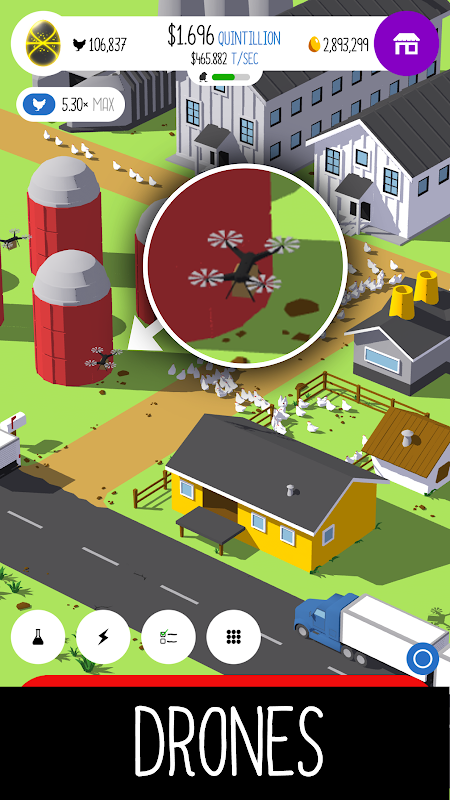 Egg, Inc. 1.7.7 Screen 3