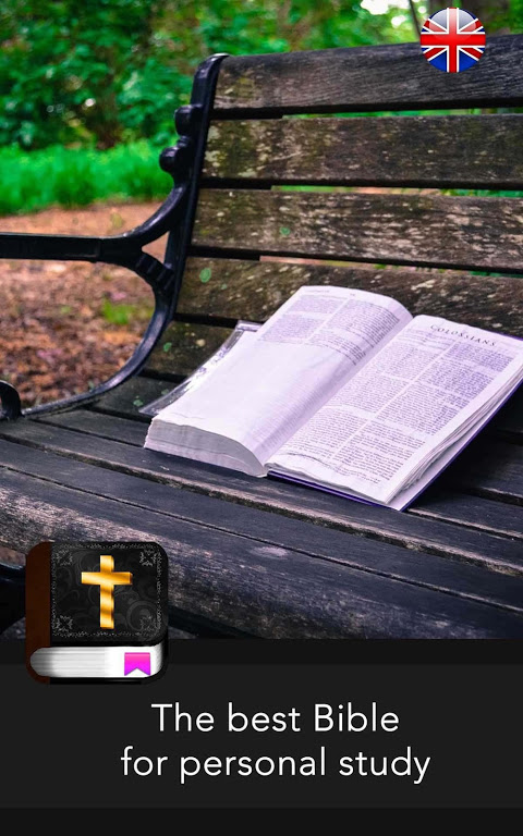 Android Study Bible free Screen 22