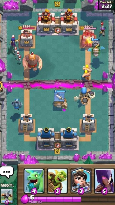 Android Clash Royale Screen 50