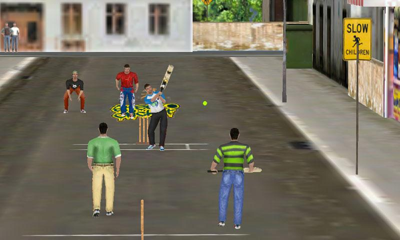Street Cricket Pro 4.2 Screen 3