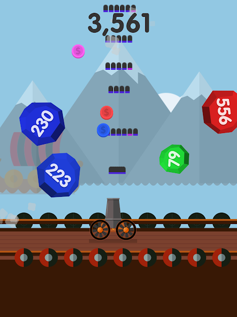 Android Ball Blast Screen 8