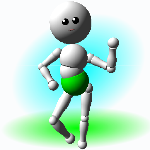 игры анимация рисовать и оживлять человечков логотип