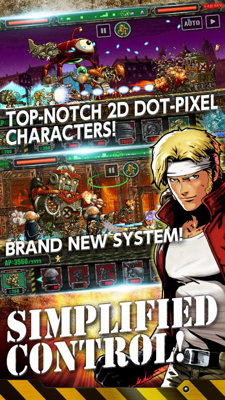 METAL SLUG ATTACK 3.6.1 Screen 1