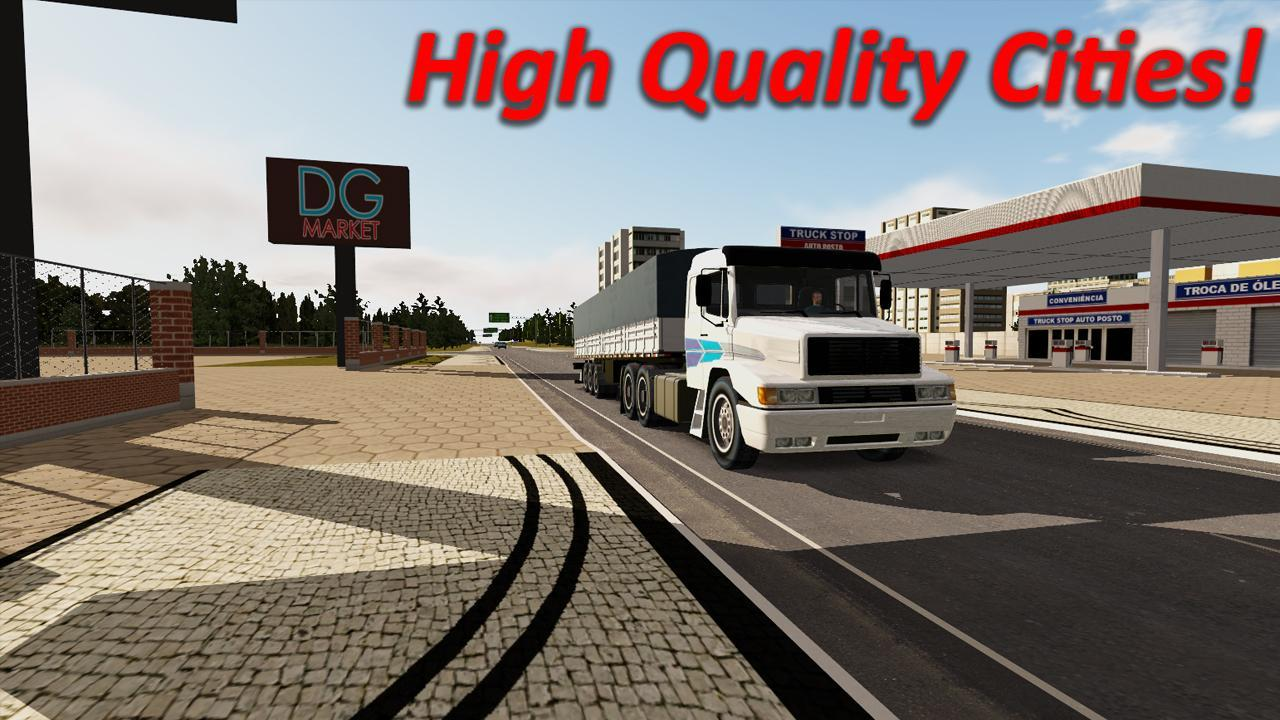 Android Heavy Truck Simulator Screen 5