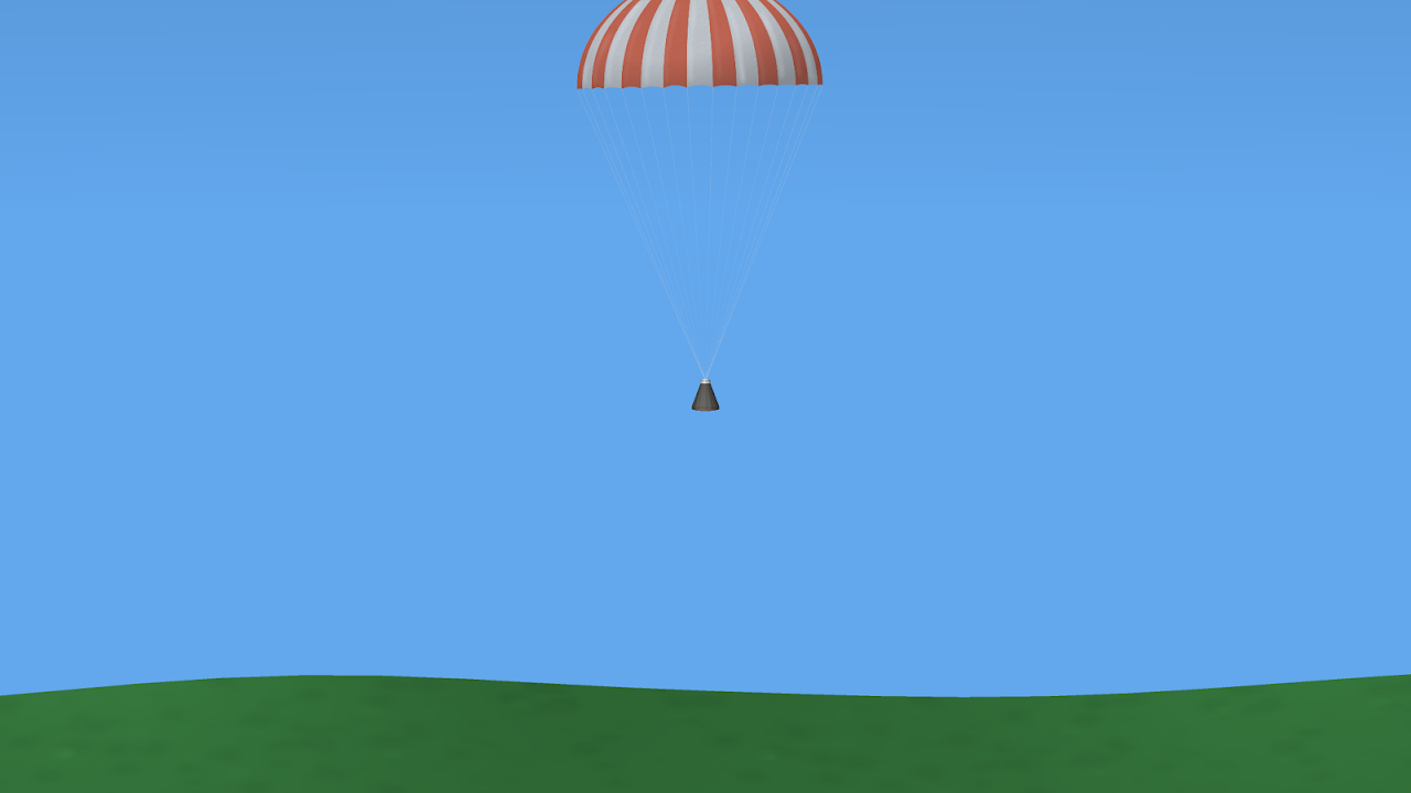 Android Spaceflight Simulator Screen 1