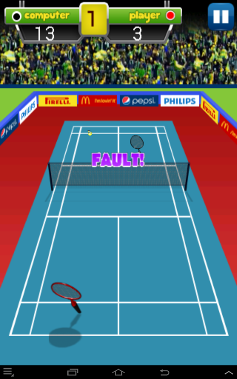 Android Badminton Champion Screen 5
