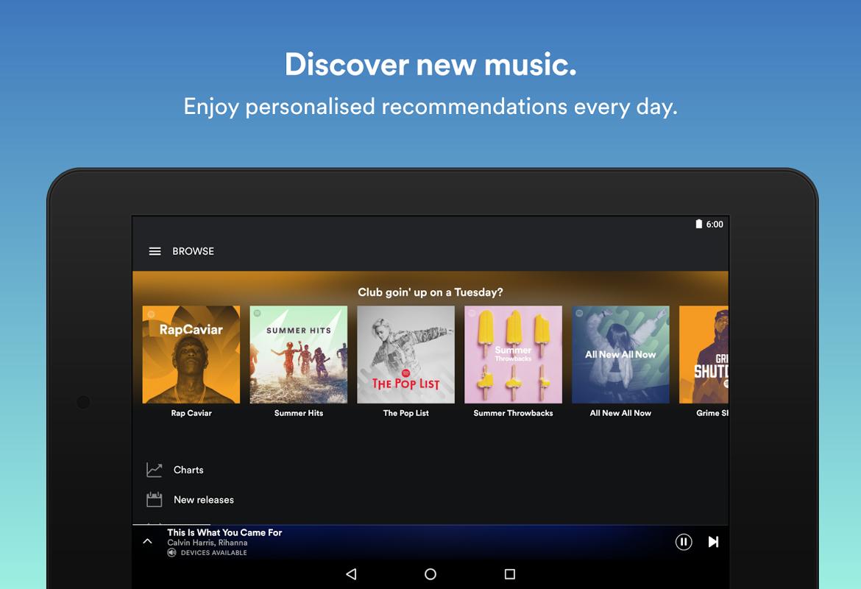 Spotify Music 8.4.31.723 Screen 7