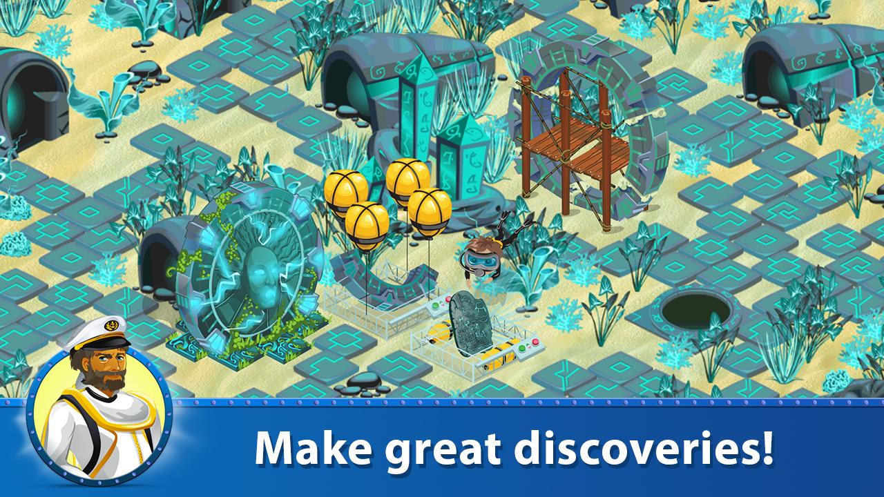 Treasure Diving 1.257 Screen 9