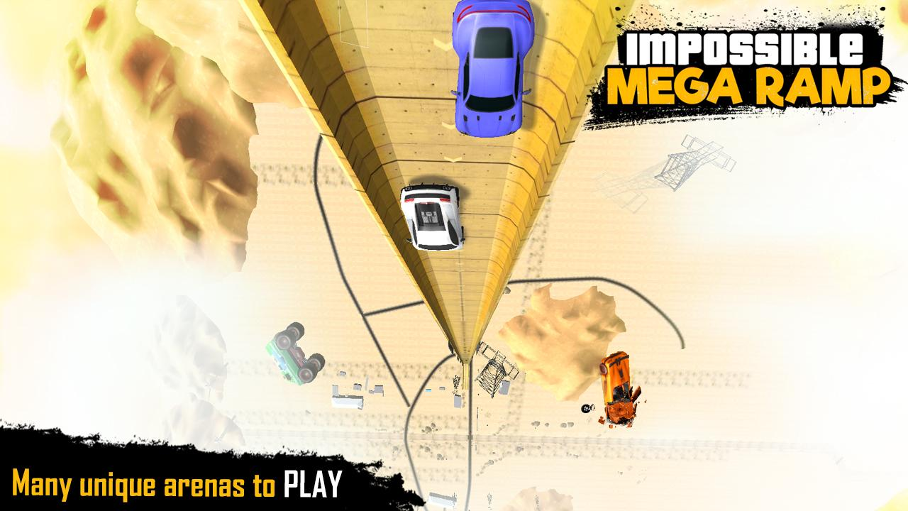 Impossible Mega Ramp 3D 1.2 Screen 3