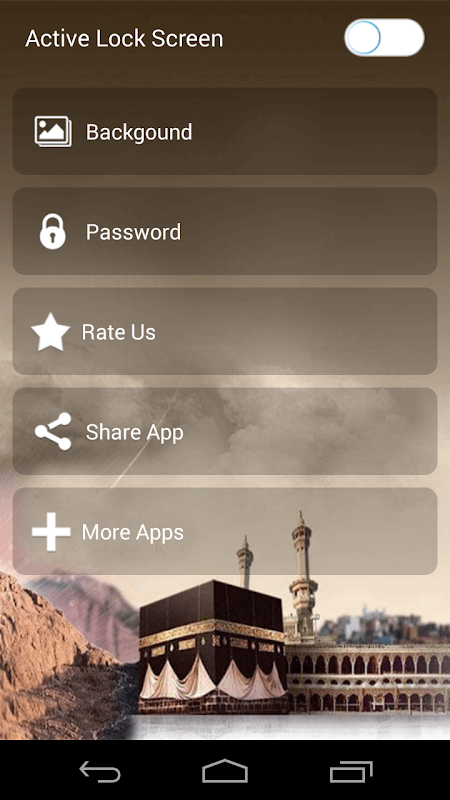 Mecca Live Screen Lock APKs | Android APK
