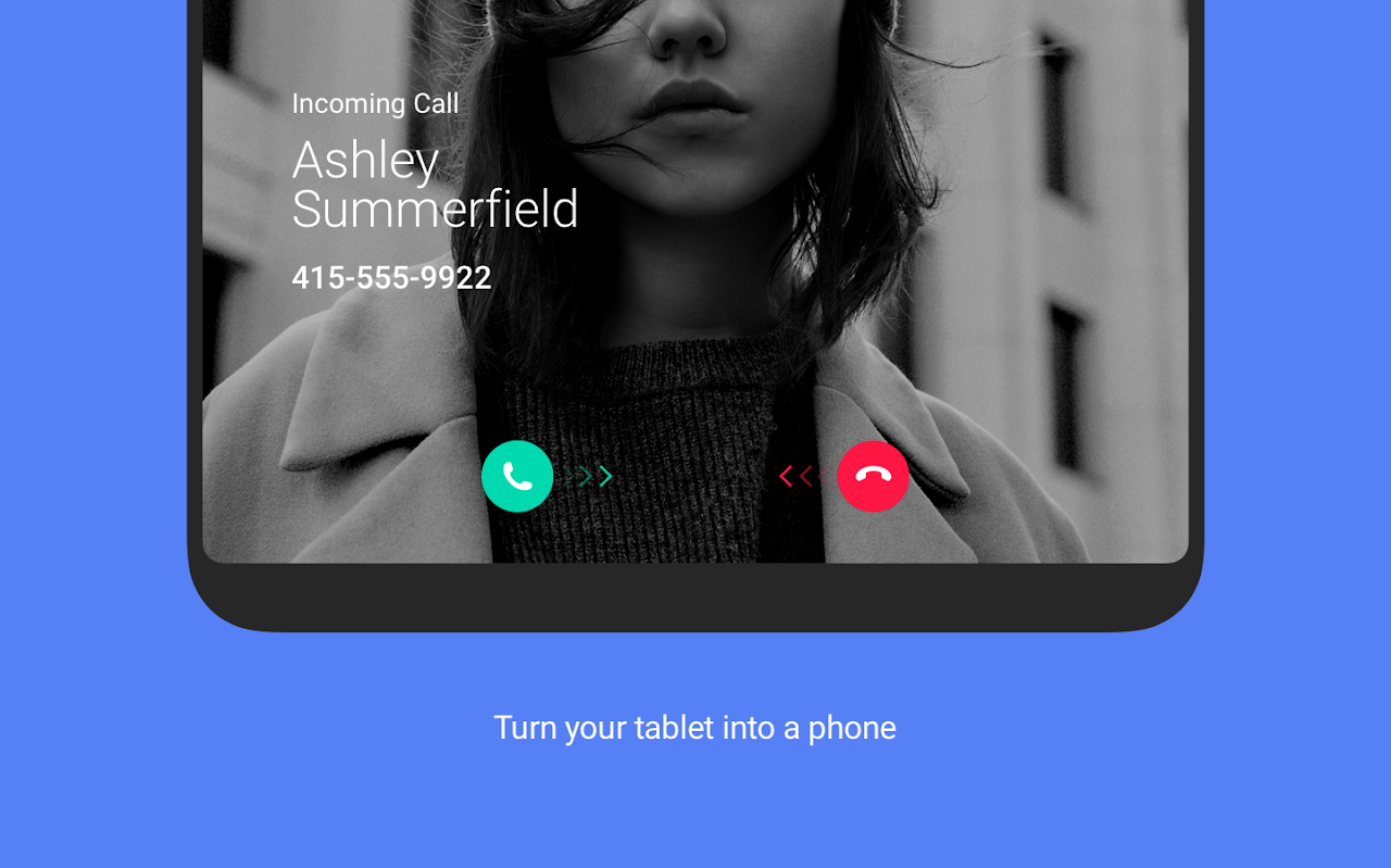 Android TextNow - Free US Phone Number Screen 7