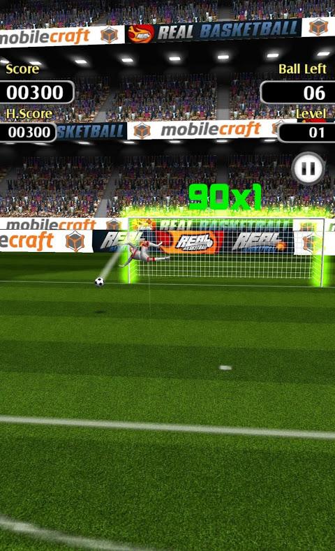 Android Flick Shoot (Soccer Football) Screen 5