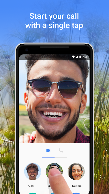 Google Duo 40.0.213046080.DR40_RC06 Screen 2