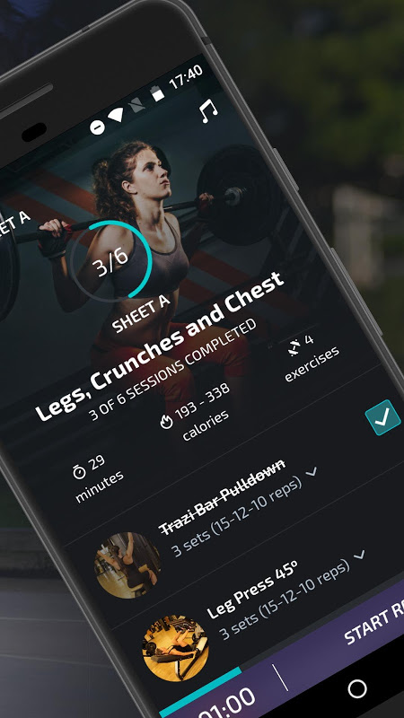 Android BTFIT - Personal Trainer Online, Fitness and Yoga Screen 7