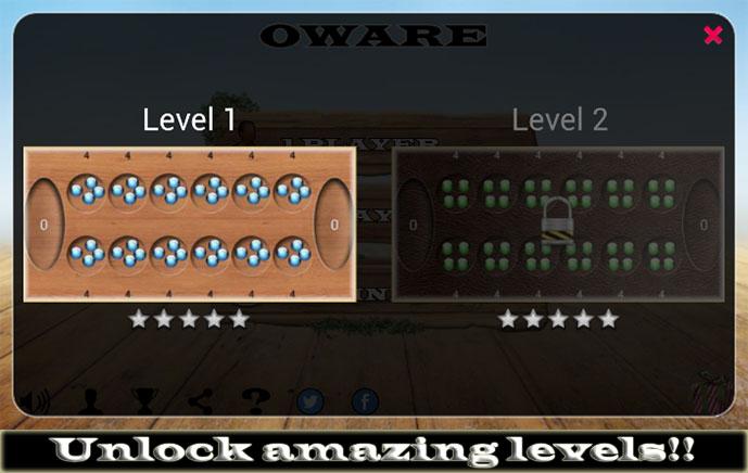 Mancala - Oware 1.0.6 Screen 5