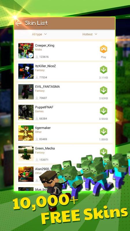 Multiplayer for Minecraft PE - MCPE Servers 1.2.102 Screen 3