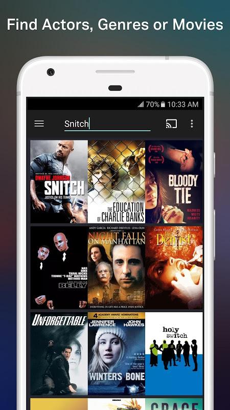 Tubi TV - Free Movies & TV 2.13.1 Screen 2