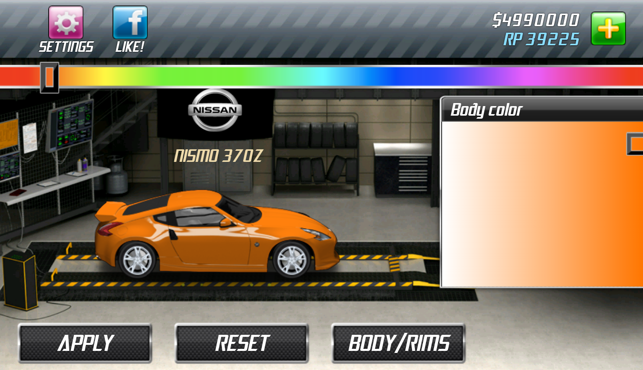 Drag Racing 1.7.25 Screen 3