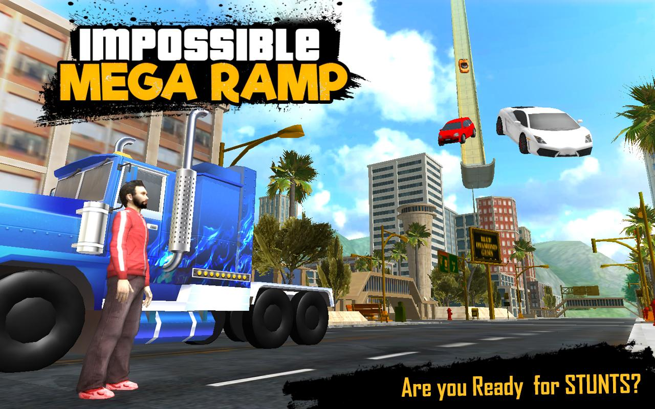 Impossible Mega Ramp 3D 1.2 Screen 4
