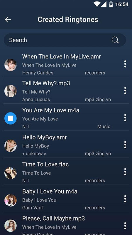 MP3 Cutter Ringtone Maker Pro 44 Screen 6