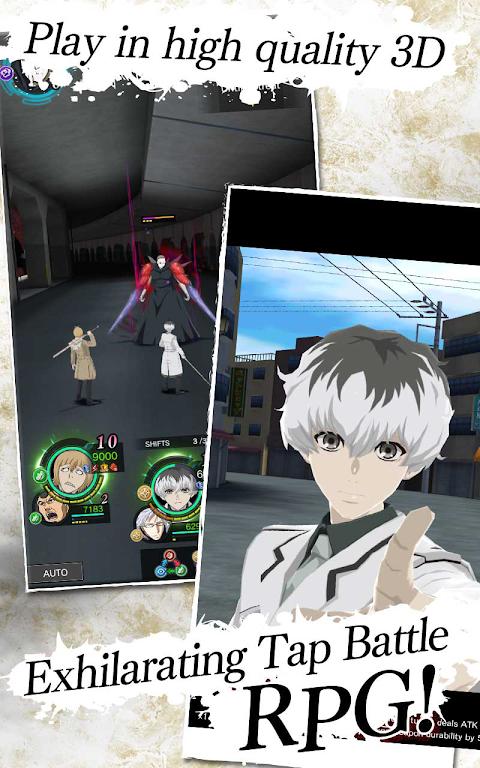 TOKYO GHOUL [:re birth] 2.0.6 Screen 2