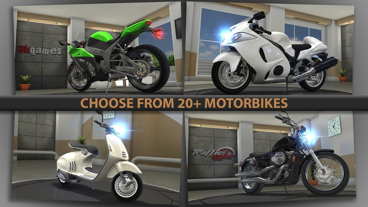 Traffic Rider 1.4 Screen 4