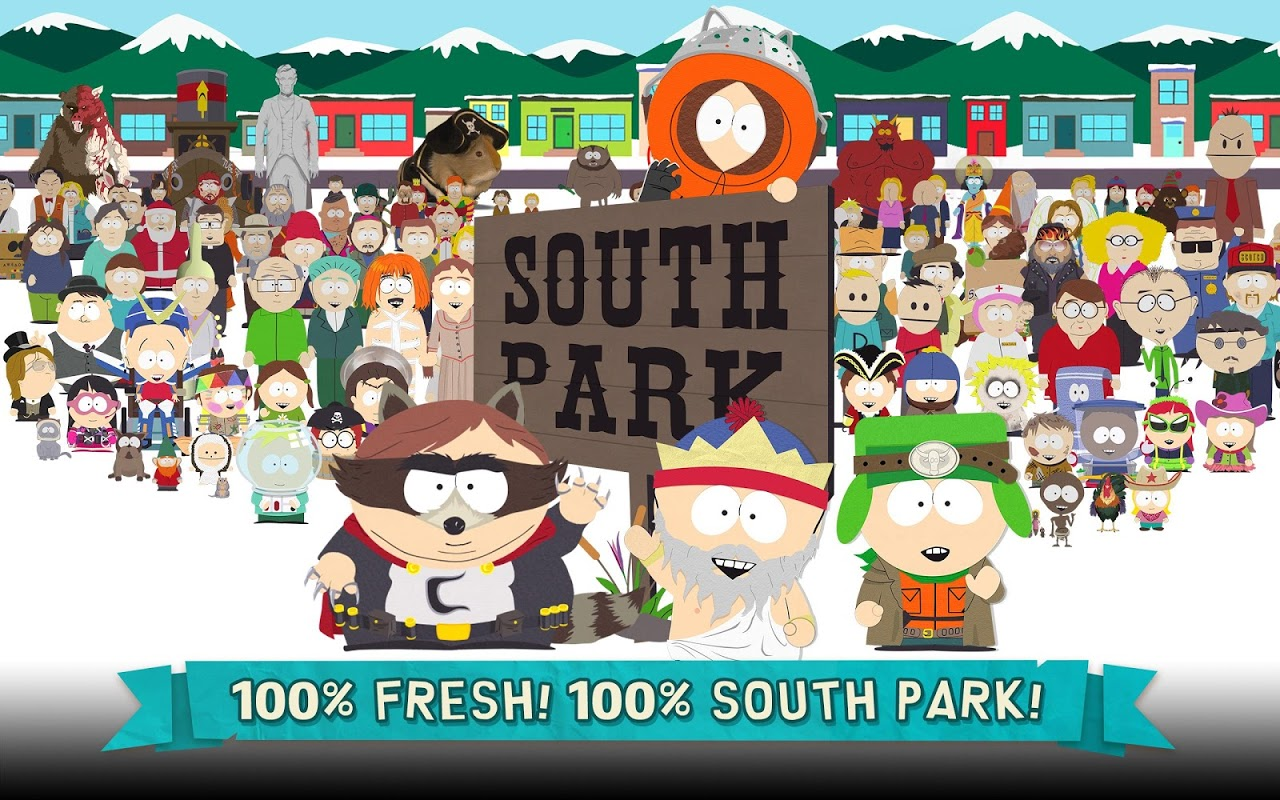 South Park: Phone Destroyer™ 4.2.0 Screen 10
