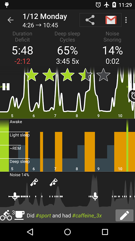 Android Sleep as Android Screen 27