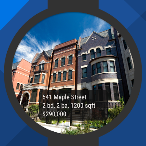 Android Real Estate, Houses & Home Property Values: Zillow Screen 11