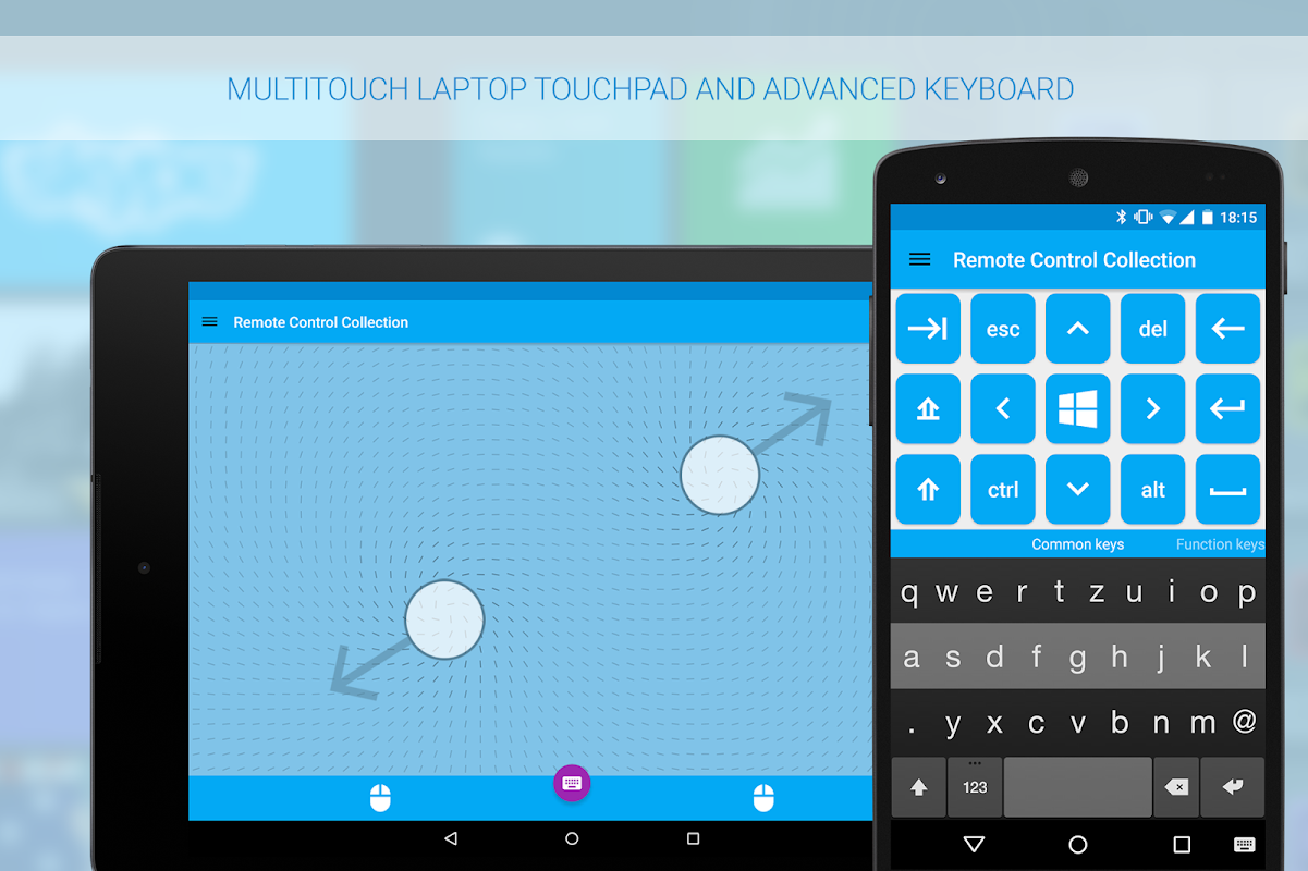 Android Remote Control Collection Screen 13