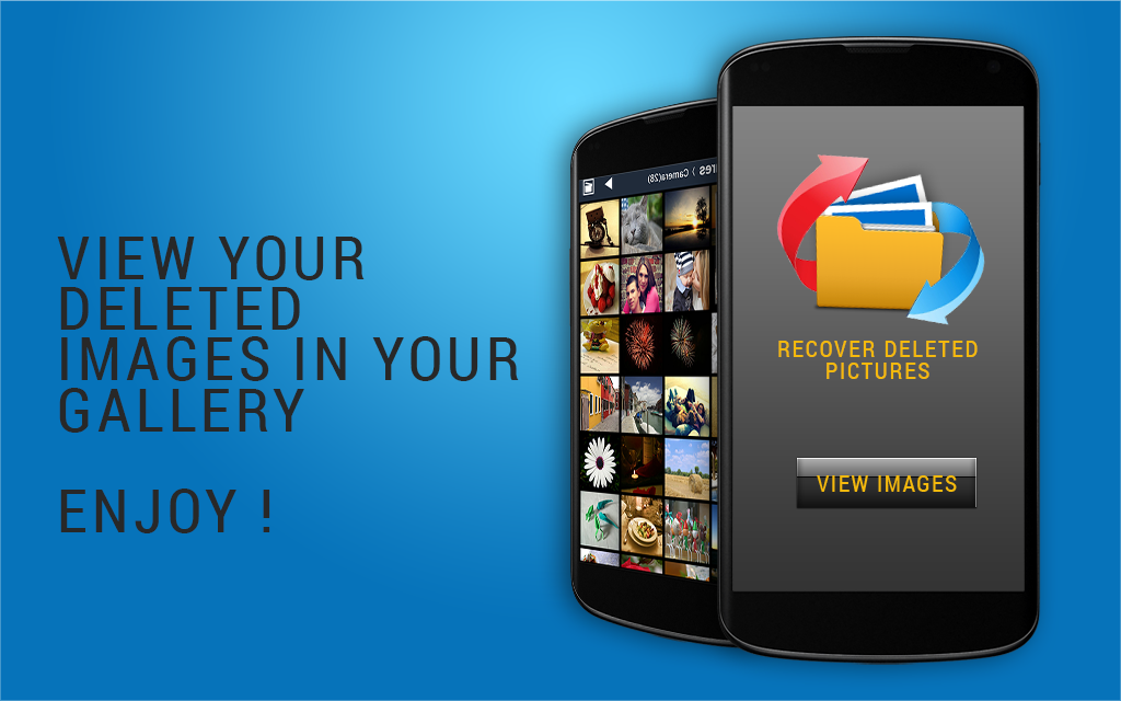 Picture Recovery : Restore Deleted Videos Photos 2.2 Screen 2