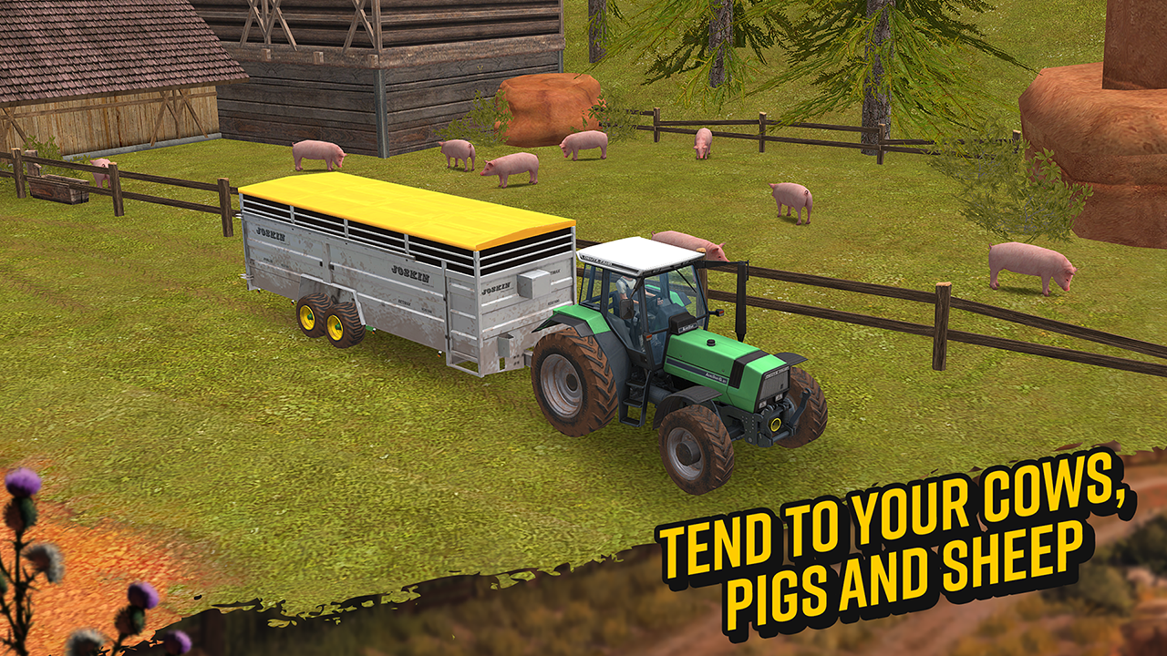 Android Farming Simulator 18 Screen 2
