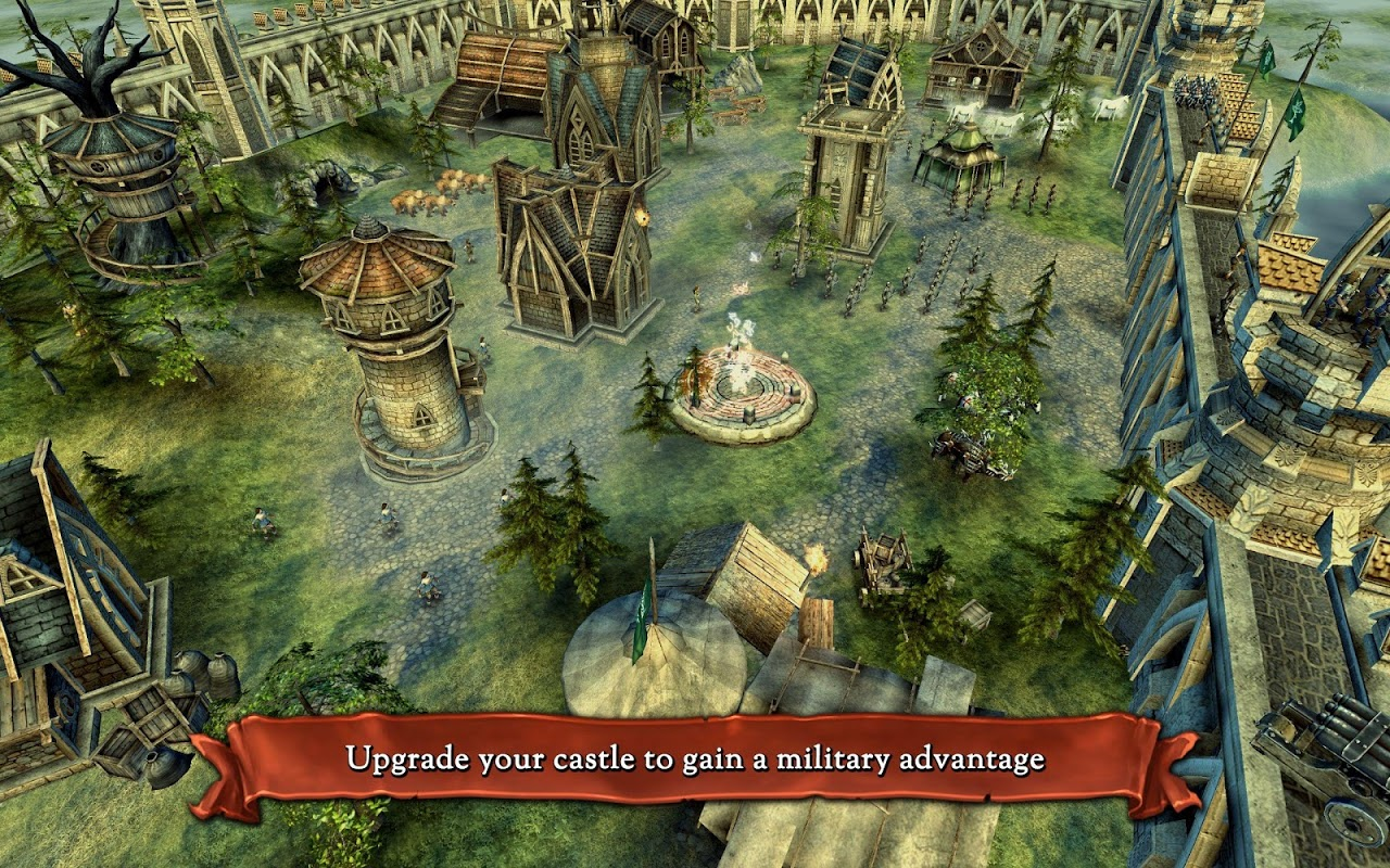 Android Hex Commander: Fantasy Heroes Screen 15