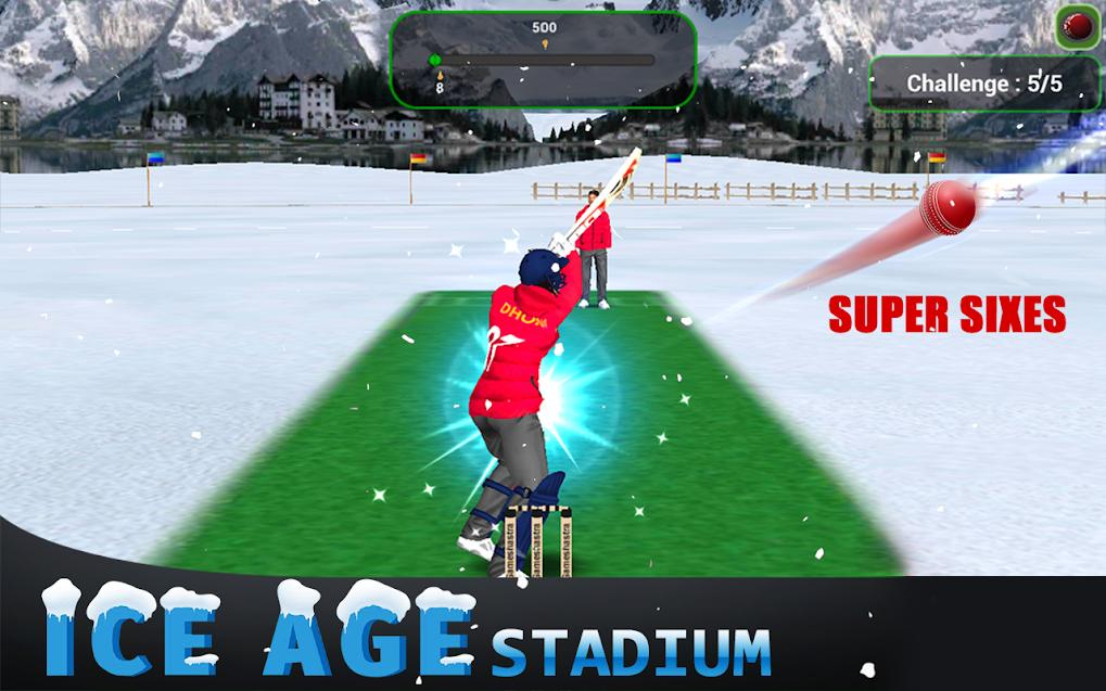 Android MS Dhoni: The Official Cricket Game Screen 7