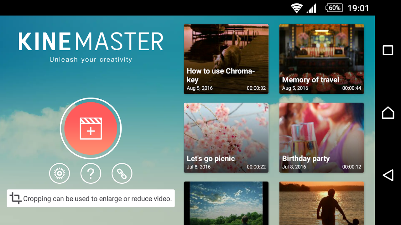 Android KineMaster – Pro Video Editor Screen 5