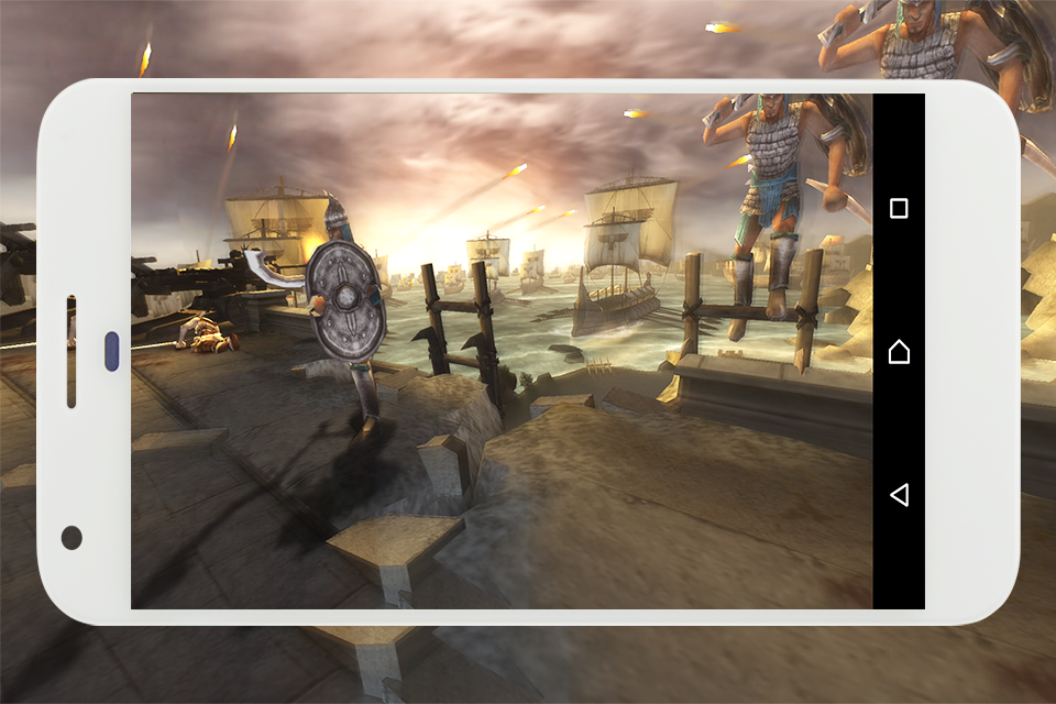 Battle of God: Warrior Sparta 3 Screen 2