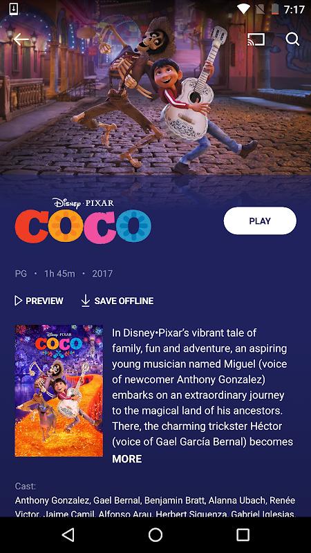 Movies Anywhere 1.7.1 Screen 3