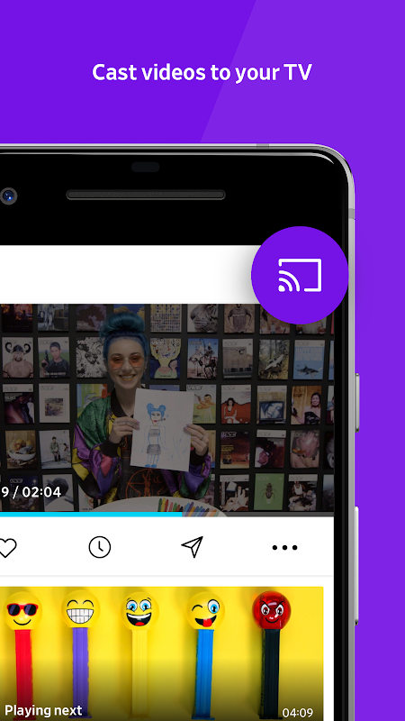 Dailymotion: Videos for now 1.31.29 Screen 2