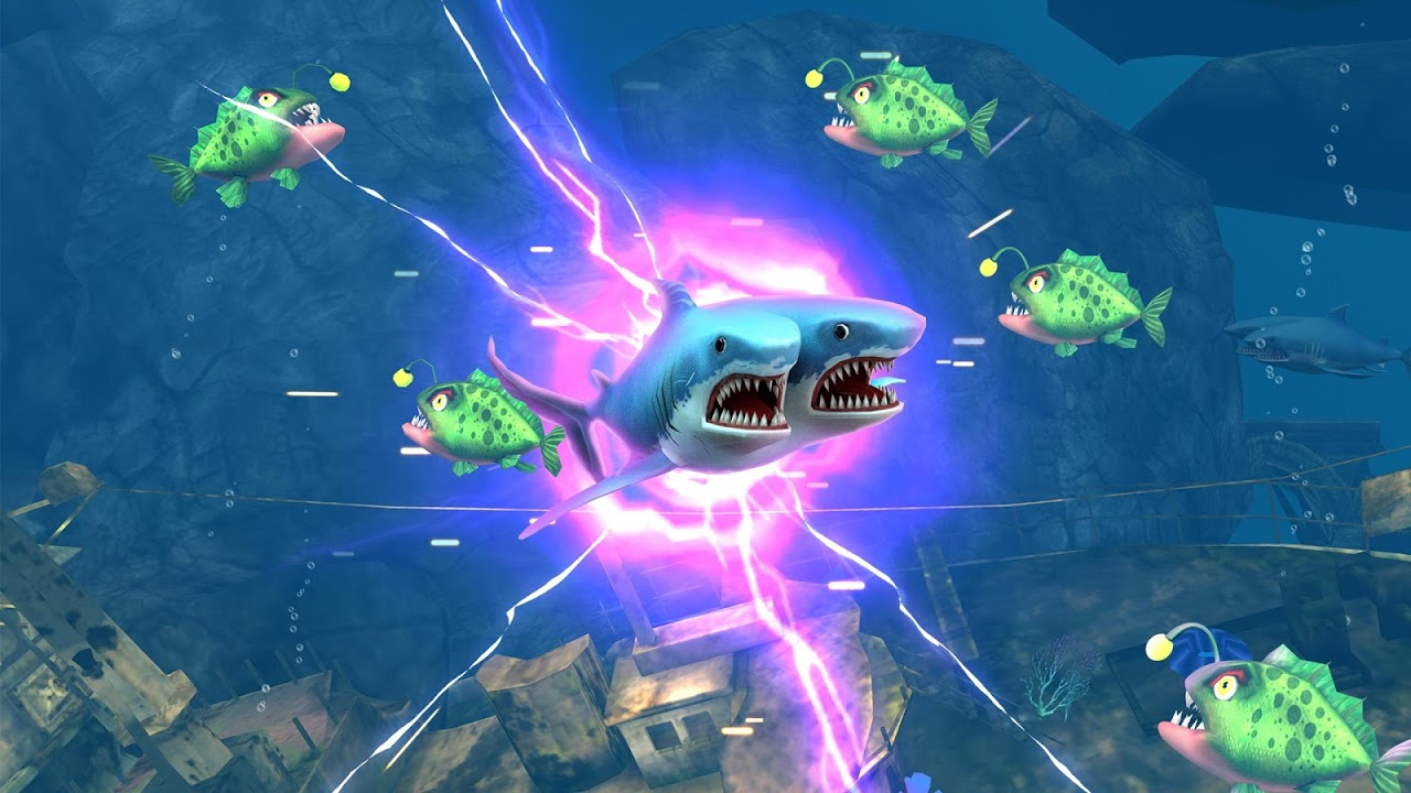 Double Head Shark Attack - Multiplayer 7.2c Screen 6
