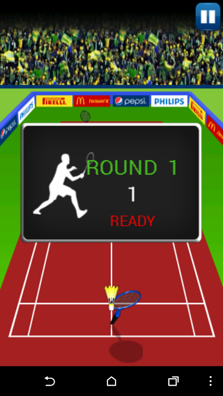 Android Badminton Champion Screen 19