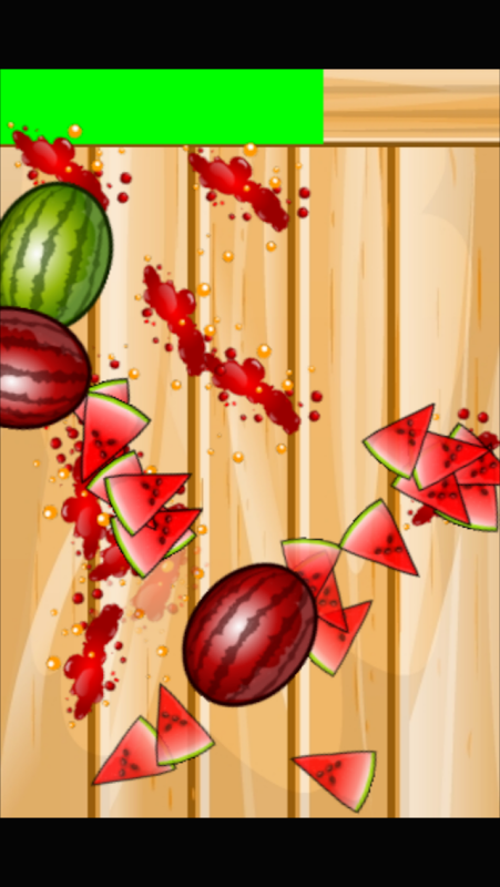 Android Watermelon Smasher Frenzy Screen 6