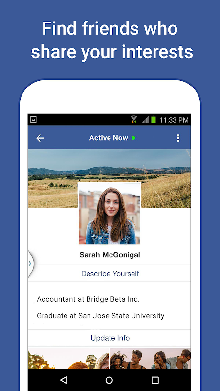 Facebook Lite 164.0.0.2.153 Screen 4