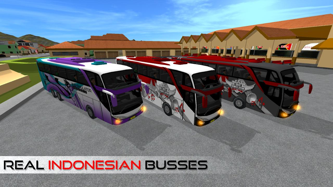 Bus Simulator Indonesia 2.9.2 Screen 3