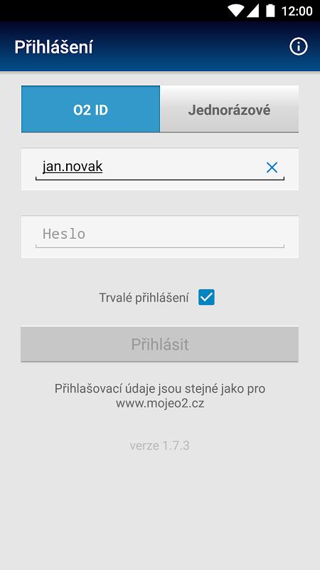 Moje O2 2 1 3 APK Download by Telefónica Czech Republic
