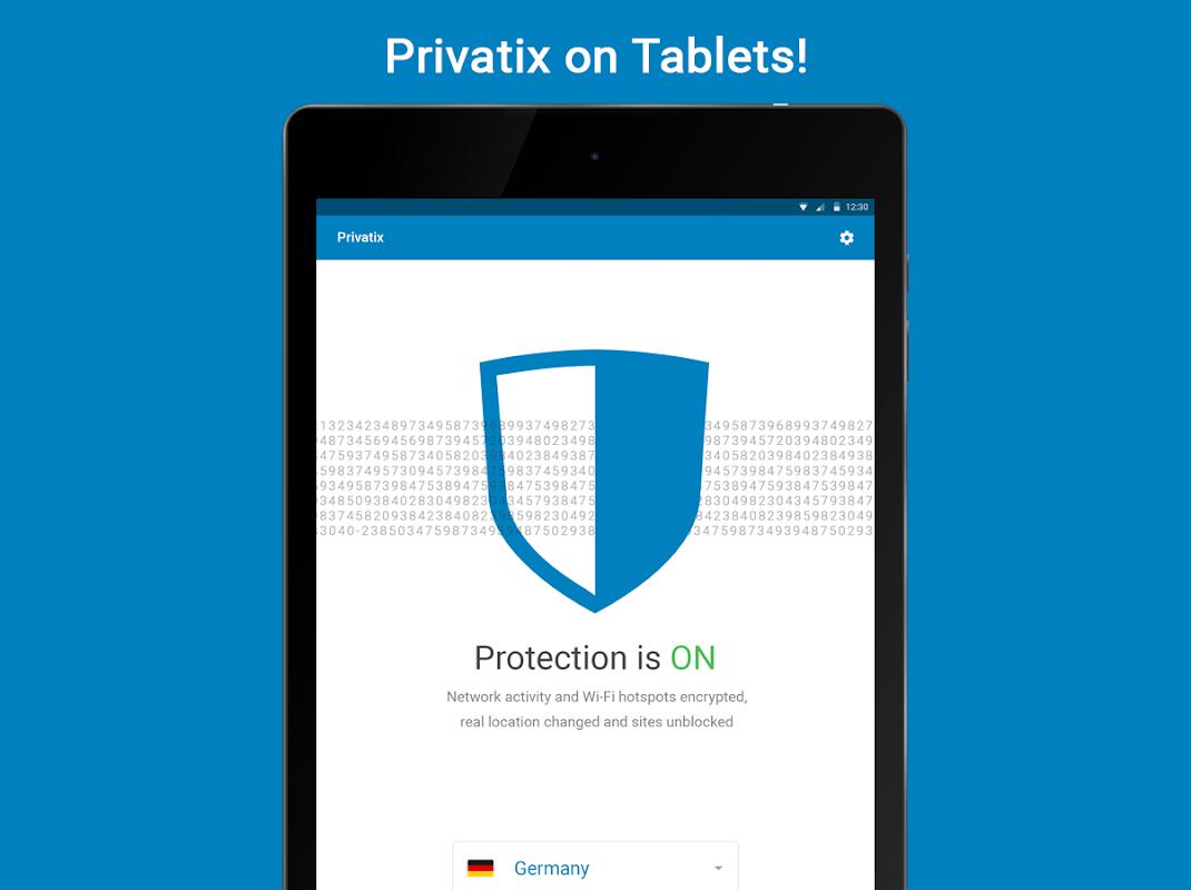 Free & Unlimited VPN Proxy 2.50 Screen 2