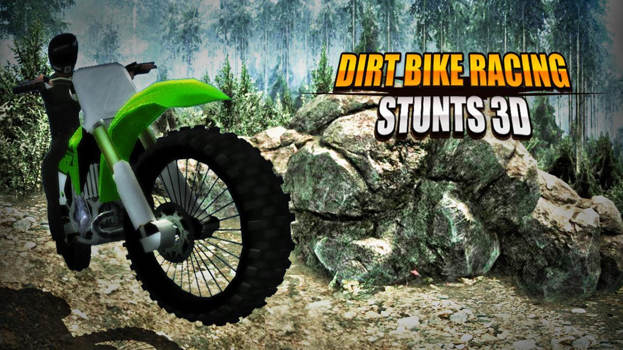 Dirt Bike Racing Stunts 3D 1.2 Screen 3