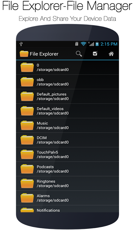 File Explorer and Manager 1.1 Screen 8