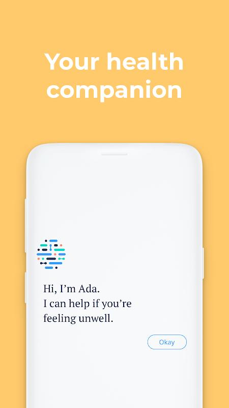Ada – your health companion 2.49.2 Screen 2